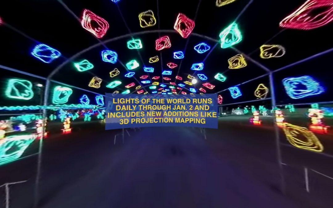 ABC15 Arizona with Lights of the World
